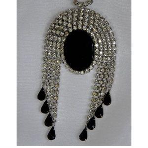 Original by Robert Jewelry - Vintage 1960s Original by Robert brooch necklace.